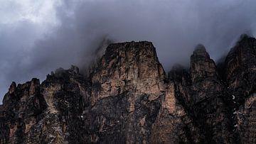 Die hohen Gipfel der Dolomiten. von Ineke Mighorst