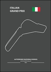 ITALIAN GRAND PRIX   Formula 1
