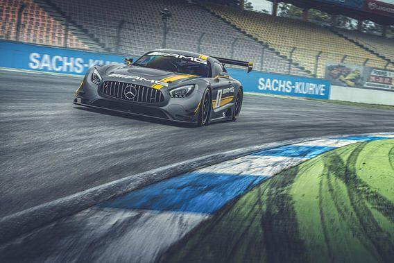 Mercedes-AMG GT3 van Gijs Spierings