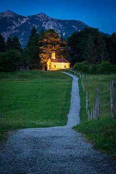 Maria Rast in Karwendel