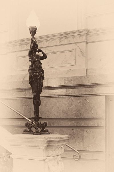Romantisch Interieur van Raoul Suermondt