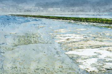 Es wird kälter am Meer von Andreas Wemmje
