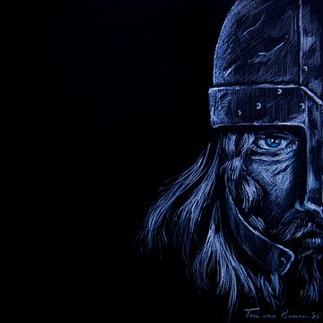 Viking Gaze van Ton van Buuren
