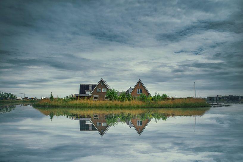Meerstad in Groningen van Elianne van Turennout