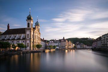 Luzern: Jesuitenkirche von Severin Pomsel