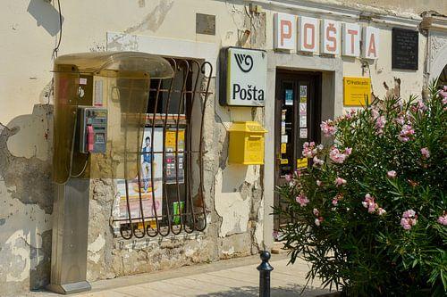 Poststelle Kroatien