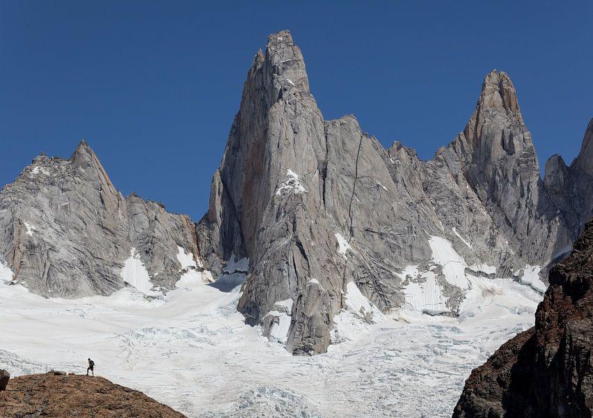 Fitz Roy - Patagonië van Eddy Kuipers