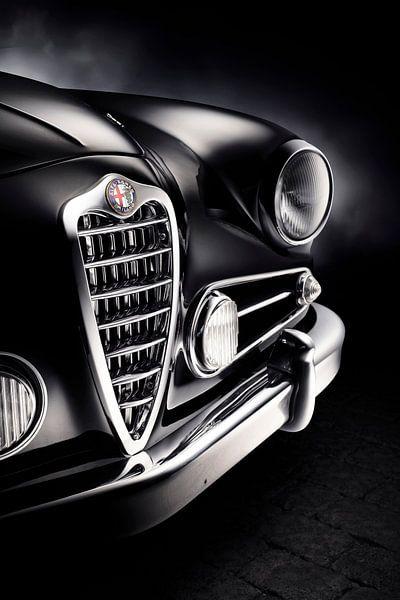 Alfa Romeo 1900 CSS Super Sprint 1954 van Thomas Boudewijn