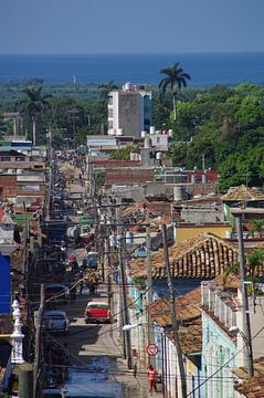 Uitzicht over Trinidad von