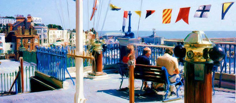 Yachtclub Ramsgate van Frans Jonker