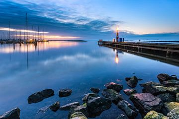 Herkingen haven van Sander Poppe