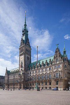 Hamburger Rathaus , Hamburg, Deutschland von Torsten Krüger