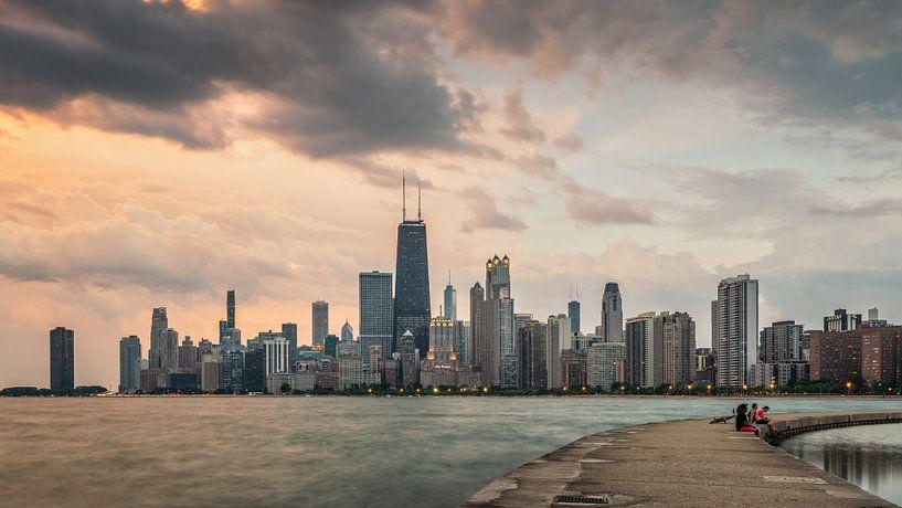 Chicago Illinois van Bart Hendrix