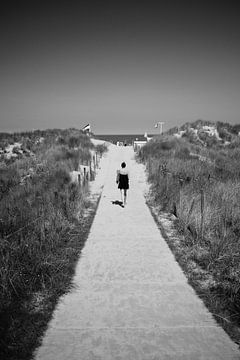 Naar het strand von erik driessen