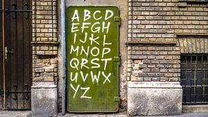 Alfabet van