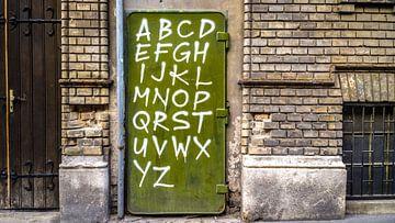 Alphabet City von