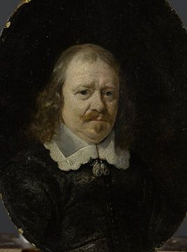 Godard van Reede (1588-1648), heer van Nederhorst. Gevolmachtigde van de provincie Utrecht bij de vr