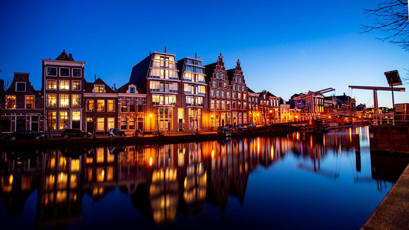 Panorama des Espagnols à Haarlem - mars 06 sur Arjen Schippers