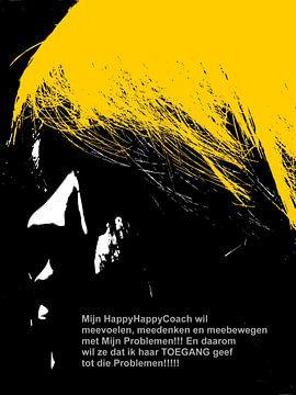 Dolende Dertigers: Toegang Geven Tot Problemen! van MoArt (Maurice Heuts)