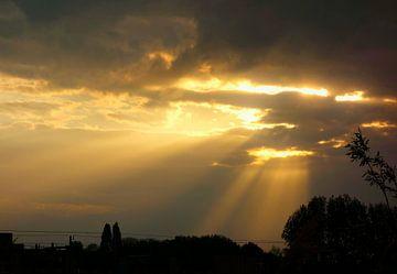 De zon op haar mooist sur Pieter Heymeijer