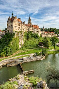 Schloss Sigmaringen von Michael Valjak