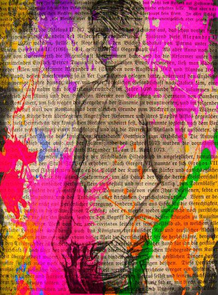 Sexy Erotik Men News Pop Art Serie No. 2 van Felix von Altersheim