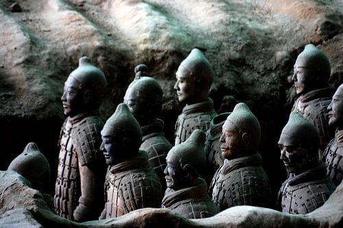 Terracotta army van
