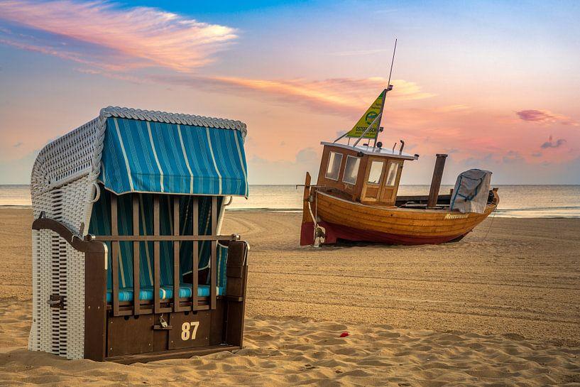 Strandgut von Ahlbeck von Frank Heldt