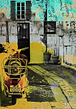 Remembering my time in Italy van PictureWork - Digital artist