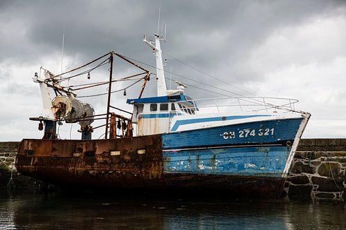 Port de St Vaast la hougue van