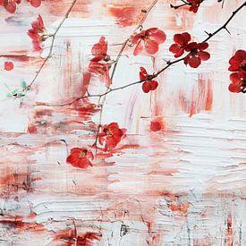 Red Blossom von Jacky Gerritsen