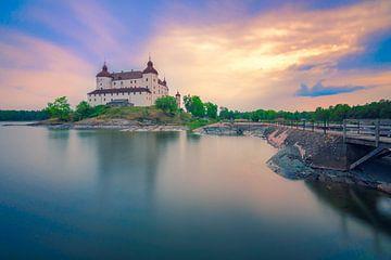 Läckö Slott (Sweden) sur