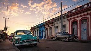 Oldtimer in Cienfuegos - Kuba von Urlaubswelt