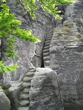 Stairway to heaven? von Claudia Schot