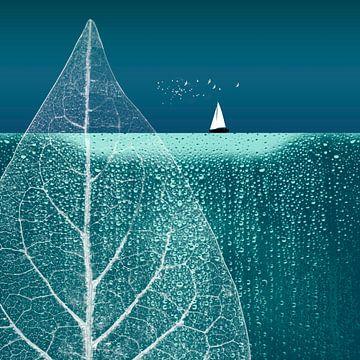 OCEAN WONDERLAND III van Pia Schneider