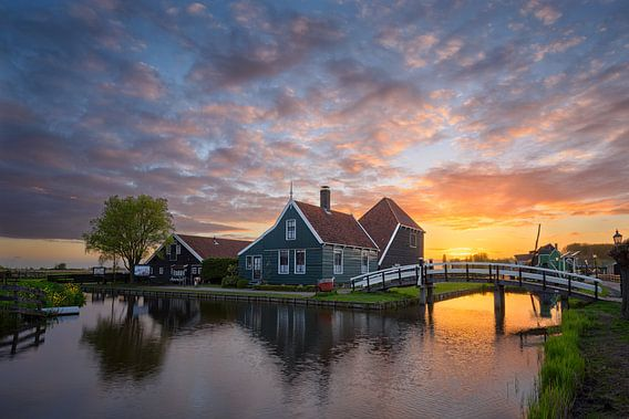 Hollandsche ochtend