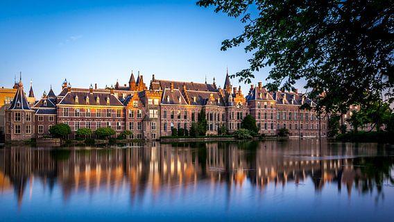 Den Haag Binnenhof.