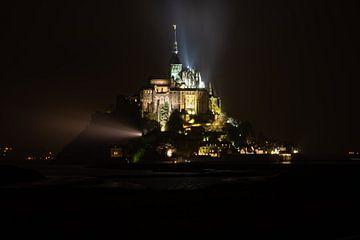 Le Mont Saint-Michel van Kevin Gysenbergs
