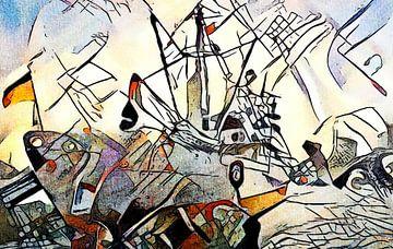 Het schip van zam art