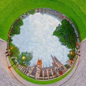 Rohrpanorama Bristol, England von