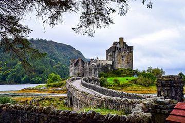 Eilean Donan Castle (Schottland) von Dennis van Amstel