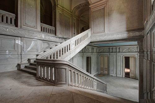 stairs van