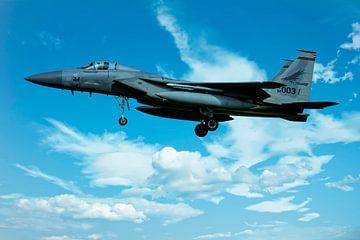 F-15 Eagle sur Gert Hilbink