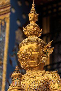 Garuda in Wat Phra Kaew, Bangkok van