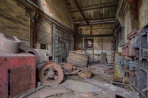 Urbex - Fabriek