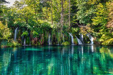 Lacs de Plitvice Croatie sur Kevin Baarda