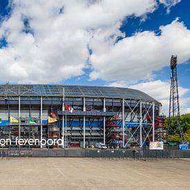 Stadion De Kuip van Prachtig Rotterdam