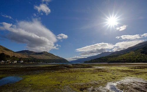 Loch Long uitzicht