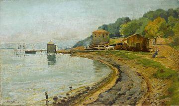 Halil Pascha~Baden für das Bosnische Meer