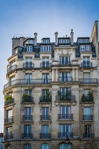 Parijs, stijlvol appartement